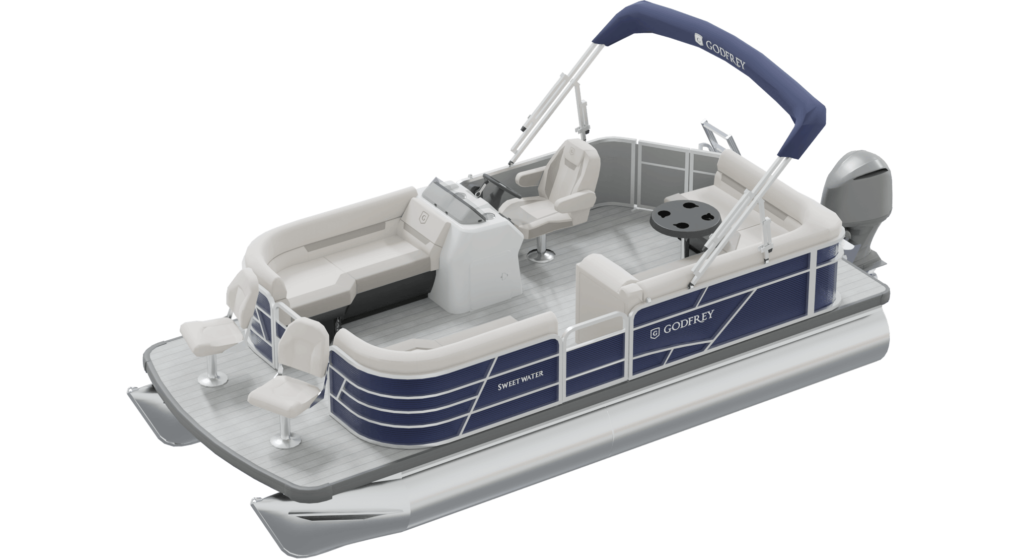 Sweetwater Xperience Bow Fish 2086 BFX